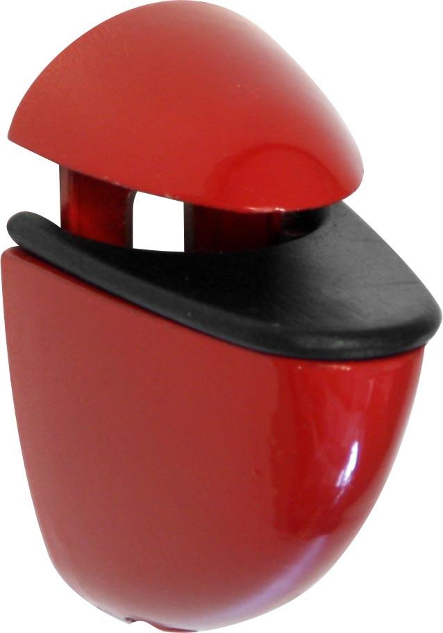 eckregal 6 oder 8 mm clips mini 2 gr en klarglas satiniert wandregal regal ebay. Black Bedroom Furniture Sets. Home Design Ideas