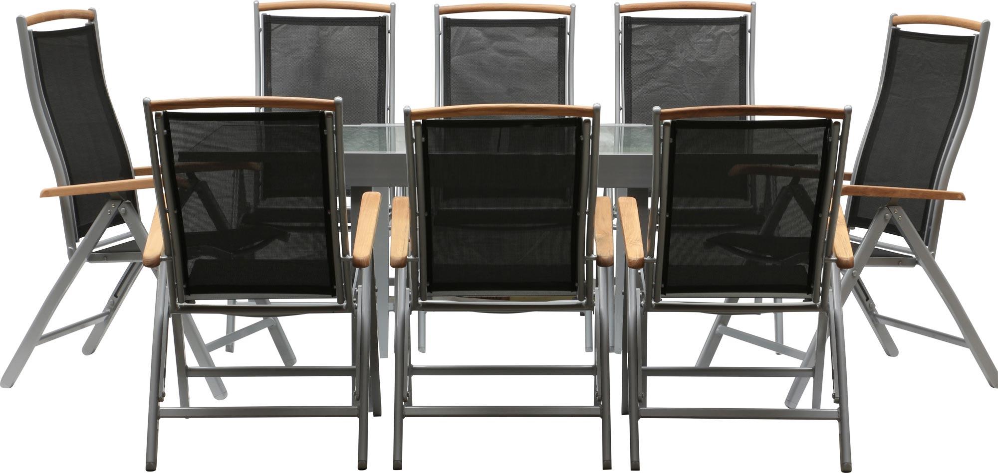 premium gartentisch ausziehtisch 90 180 cm tisch. Black Bedroom Furniture Sets. Home Design Ideas