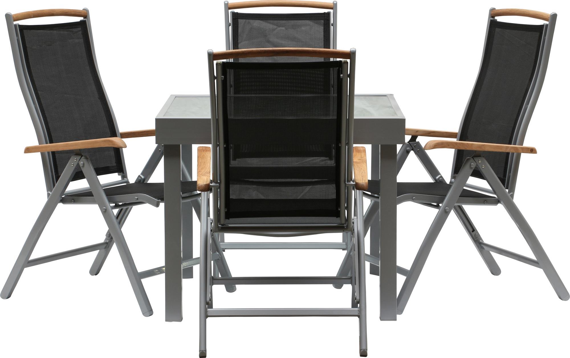 premium gartentisch ausziehtisch 90 180 cm tisch gartenm bel esstisch garten alu. Black Bedroom Furniture Sets. Home Design Ideas