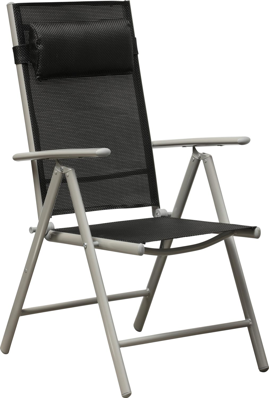 Gartenmobel Klappbar Kunststoff : Komfortabel  Hochlehner mit ergonomisch geformter Rückenlehne, extra
