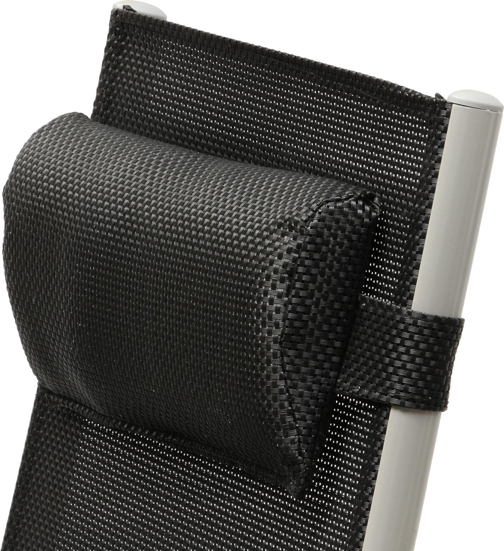 Gartenmobel Klappbar Kunststoff : Solide Verarbeitung  Rückenlehne extra verstärkt  Das Textilen ist