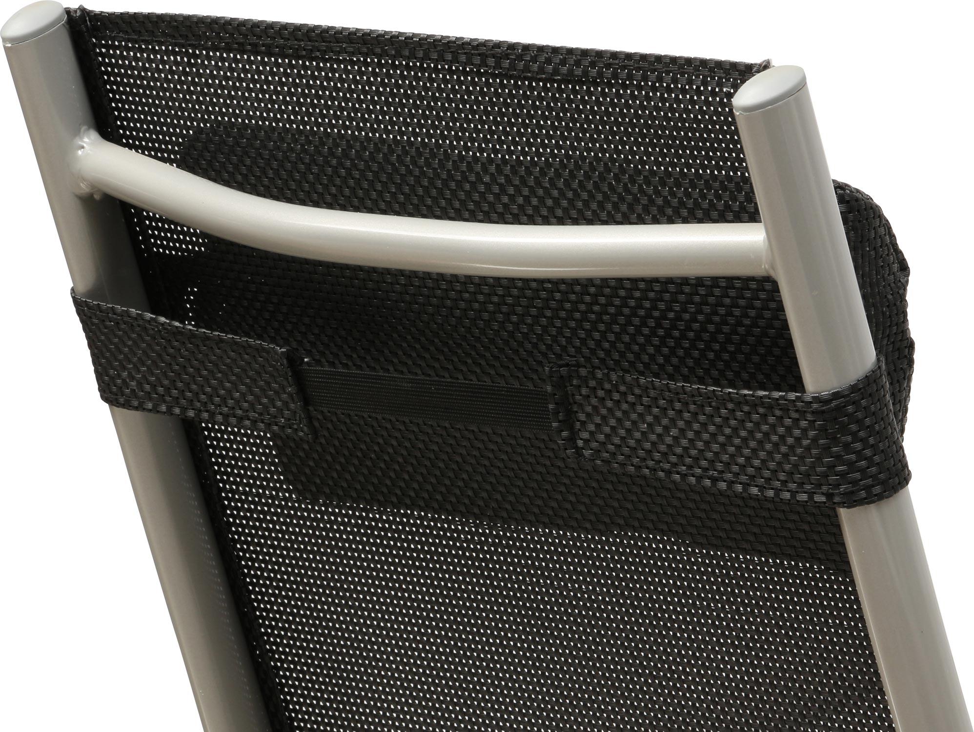 Gartenmobel Von Hagebaumarkt : Solide Verarbeitung  Rückenlehne extra verstärkt  Das Textilen ist