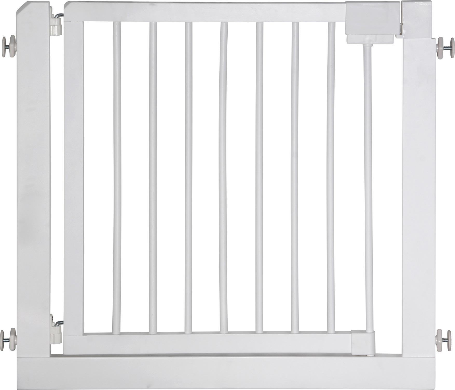 barri re de s curit pour escaliers et portes kolby bois blanc nature b b ebay. Black Bedroom Furniture Sets. Home Design Ideas