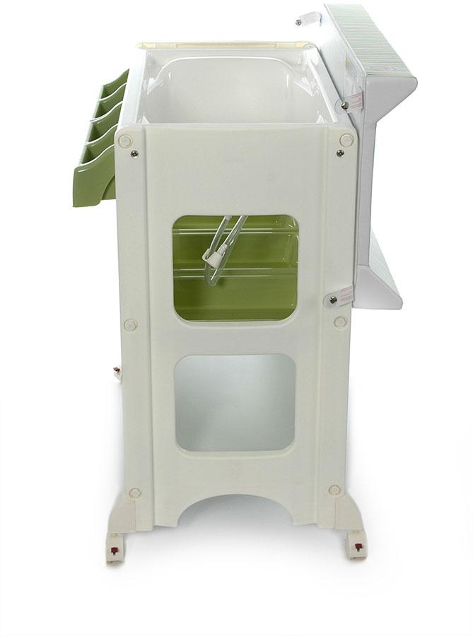 wickeltisch fr badewanne holz details zu babybett mit. Black Bedroom Furniture Sets. Home Design Ideas