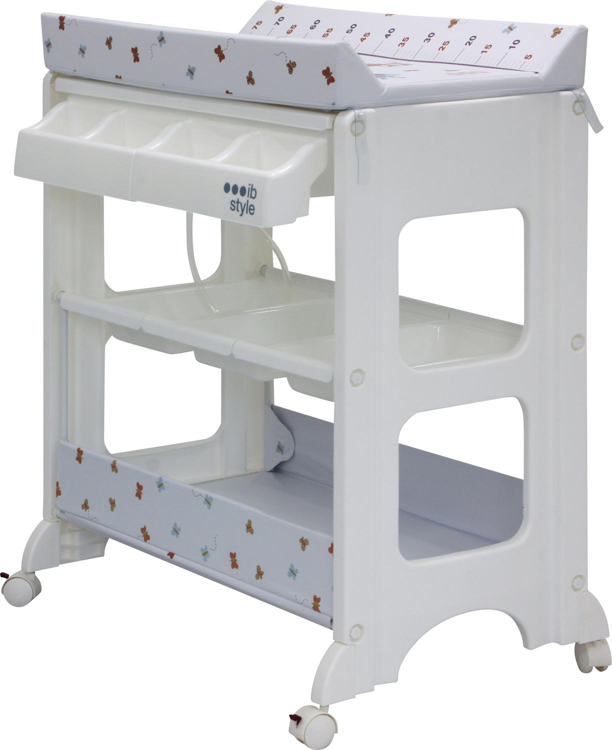 Changing Unit Table Bath Portable Changer Dresser Mat Baby Cleaning Diaper Ebay