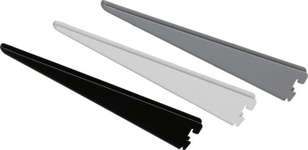 Regalbodenträger 2-reihig 32 mm