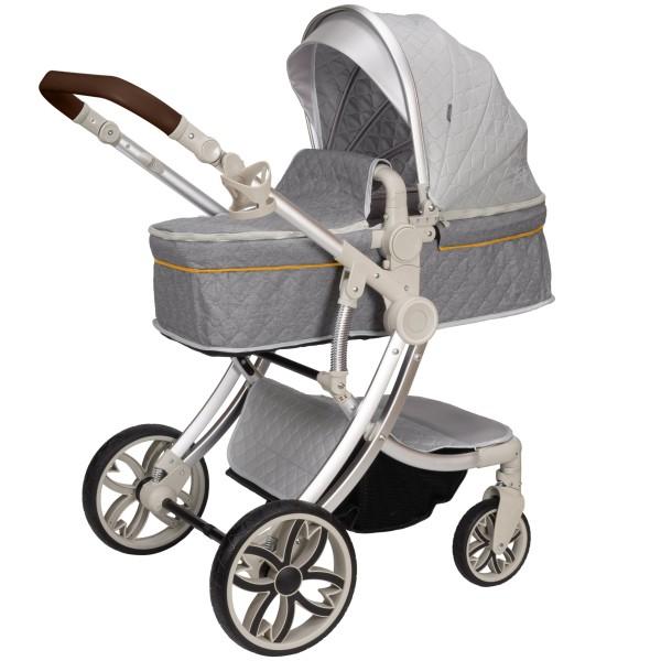 Juma 3 in 1 Kinderwagen inkl. Babyschale