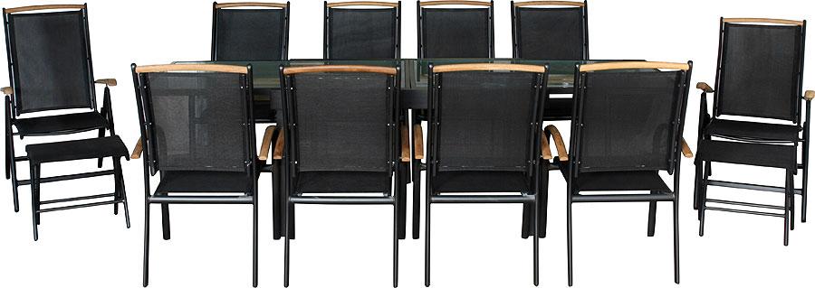Gartenmöbel Set 8 Personen gartenmöbel 10 personen my