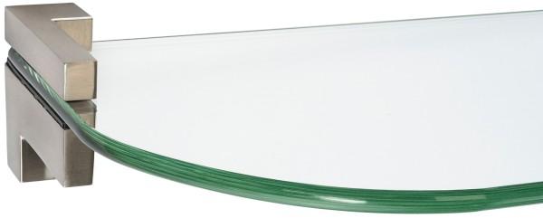 Glasregal 6mm + Clip PIAZZA