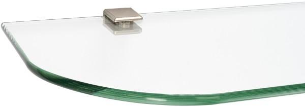 Glasregal 6mm + Clip CUBE
