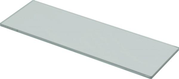 Glasboden 8 mm - satiniert