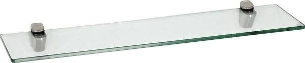 Glasregal 8mm eckig + Clip CUCALE