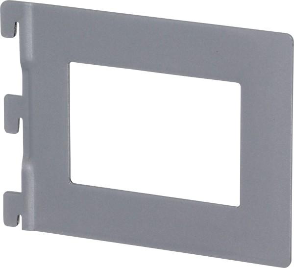 Bücherbügel 1-reihig 50 mm
