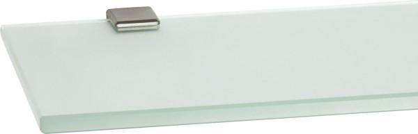 Glasregal 8mm eckig + Clip CUBE