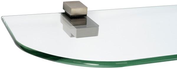 Glasregal 6mm + Clip KUBI