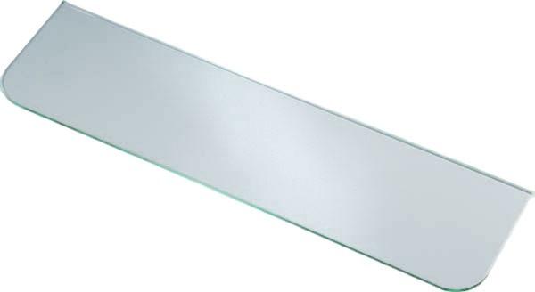 Glasboden 6 mm - satiniert