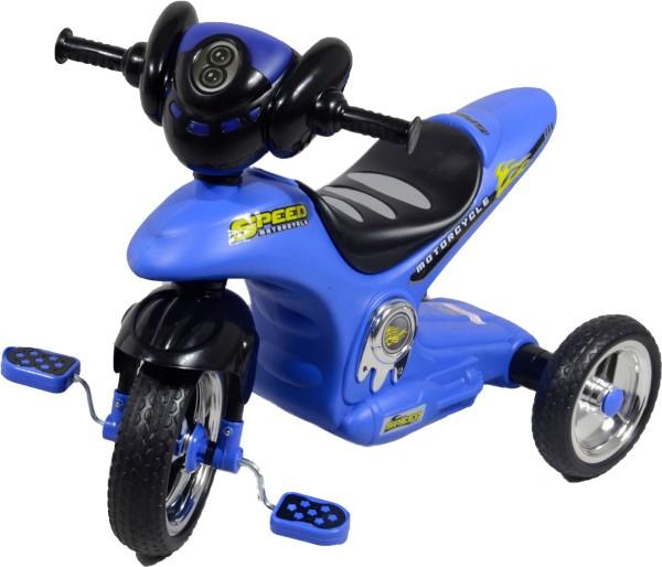 Yuki Dreirad blau