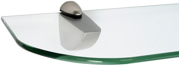 Glasregal 6mm + Clip PELI