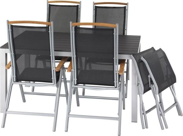 Polywood President inkl. Tisch 150x90cm | versch. Kombinationen