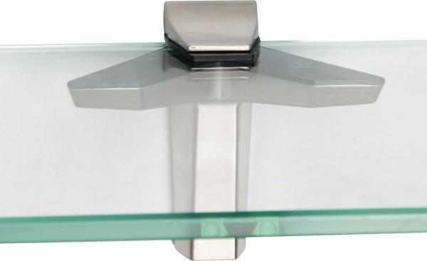 Glasregal 10mm + Clip DUO