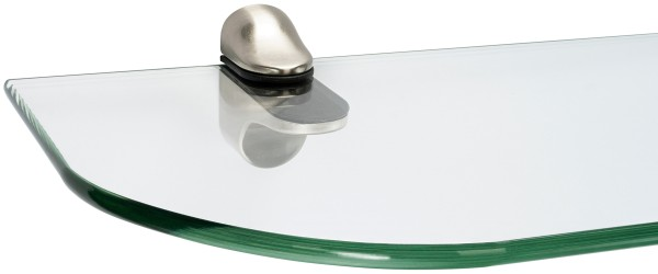 Glasregal 6mm + Clip ILO