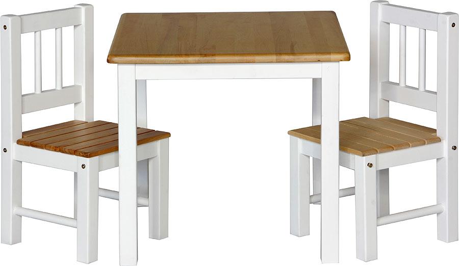 Kindermöbel Tisch Und Stühle Kindermöbelset NOA   Sitzgarnitur Mit  Truhenbank (Spielzeugkiste . Good Ideas
