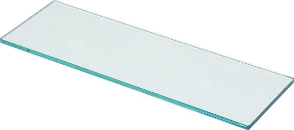 Glasboden 10 mm - klar